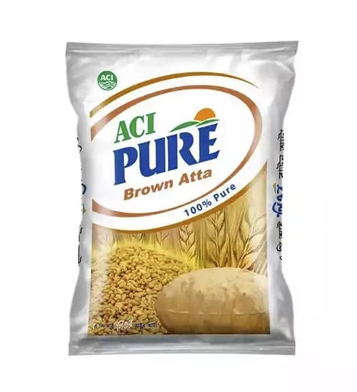 ACI Pure Brown Atta 1kg-min