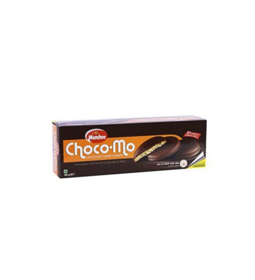 CBL Munchee Choco- Mo Chocolate Biscuit 100gm-min