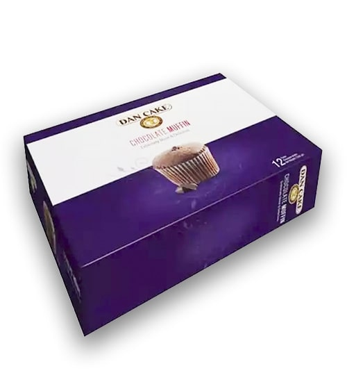 Dan Cake Chocolate Muffin 300g-min