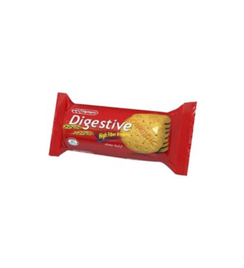 Haque Digestive Plain Biscuit 120gm-min