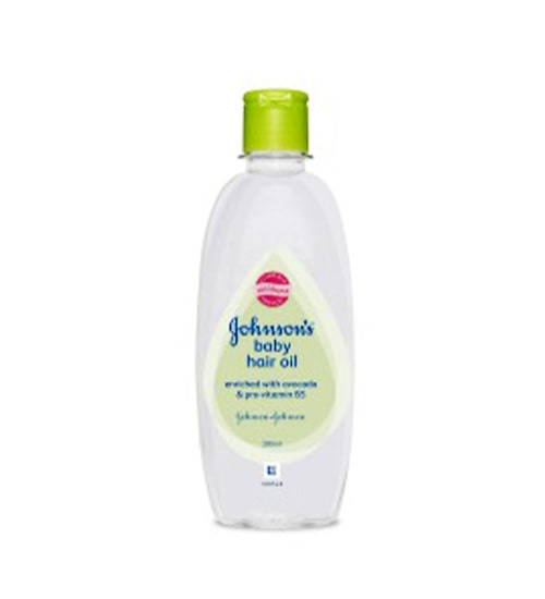 Johnson's Baby Hair Oil (India) 100ml-min