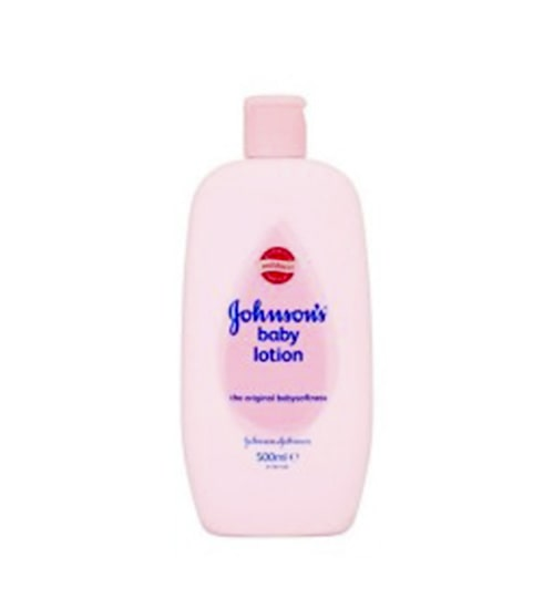 Johnson's Baby Lotion Pink 500ML ITALY-min
