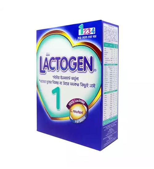 Nestle – LACTOGEN 1 Infant