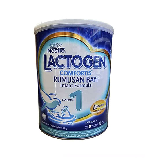 Nestle Lactogen -1 From Birth To 12 months 1.8kg-min