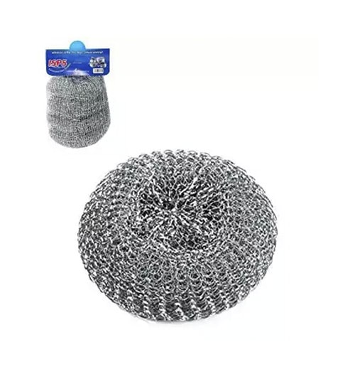 Stainless Steel Scourer 4pcs-min