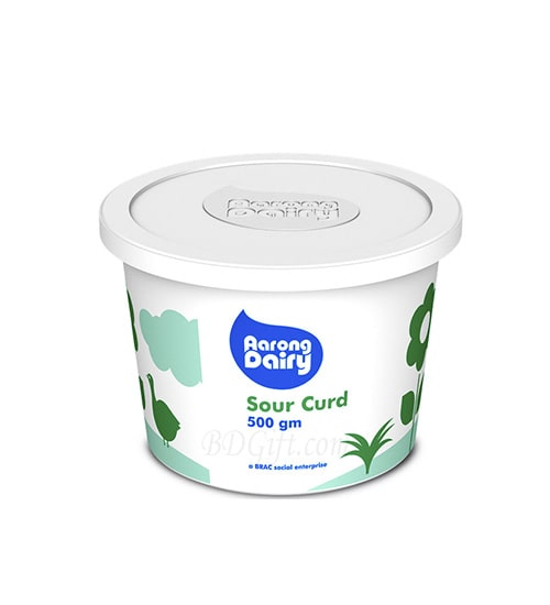 Aarong Sour Curd (500) ml-min