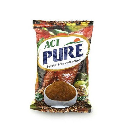 Aci Pure Coriander Powder 100gm-min