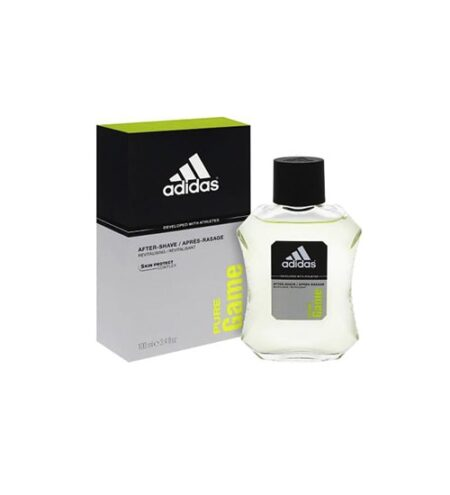 Adidas Pure Game After Shave 100ml min