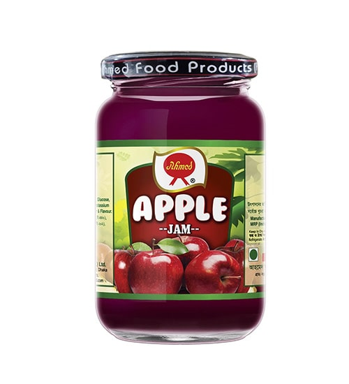 Ahmed Apple Jam (500gm)-min