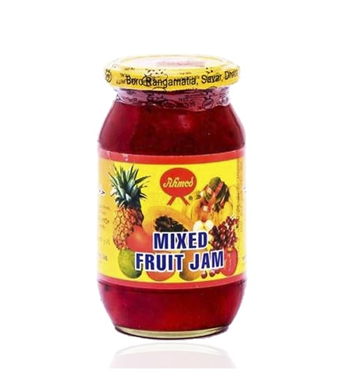Ahmed Mixed Fruit Jam 500gm-min