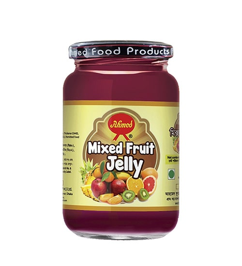 Ahmed Mixed Fruit Jelly 500gm-min