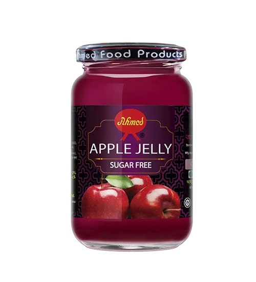 Ahmed Sugar Free Apple Jelly (375gm)-min
