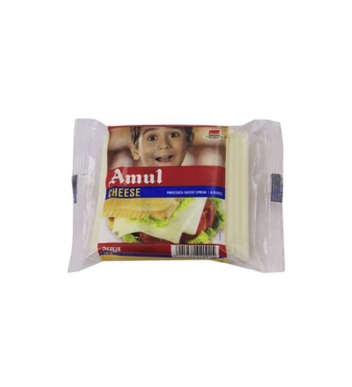 Amul Cheese Slices 10pcs 200gm-min