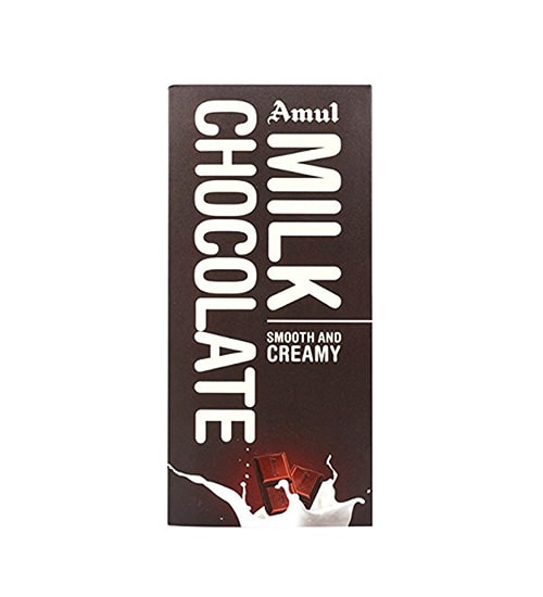 Amul Milk Smooth&Creamy Chocolate150gm-min