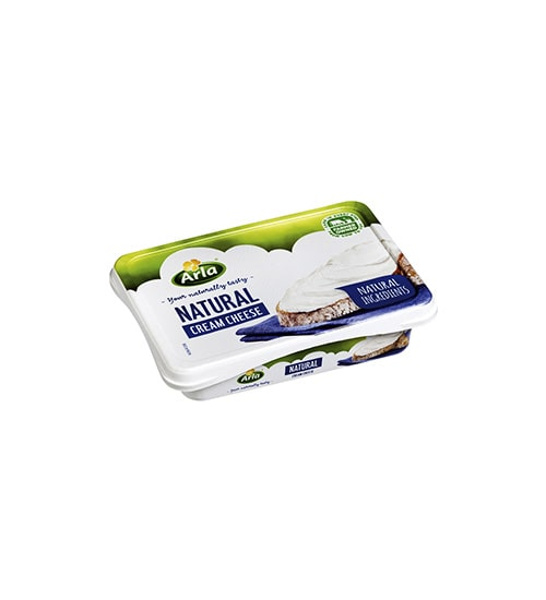 Arla Natural Cream Cheese 150gm-min