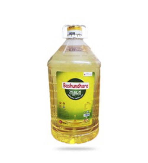 Bashundhara Fortified Soyabean Oil 8 Litres min