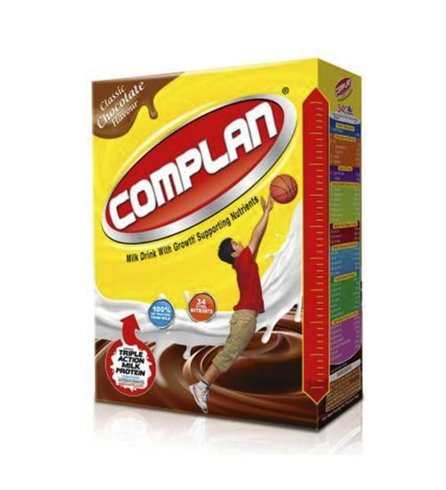 Complan Classic Chocolate 500gm Box-min