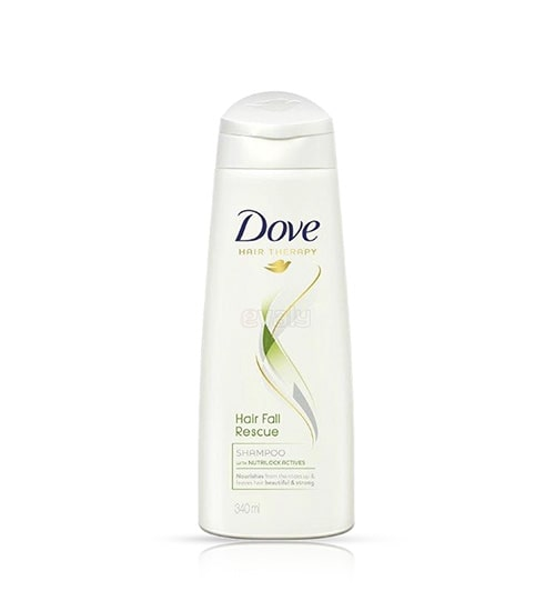 Dove Shampoo Hair fall Rescue 350ml-min