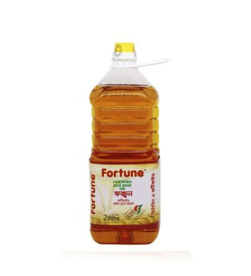 Fortune Fortified Rice Bran Oil Pet 2ltr-min