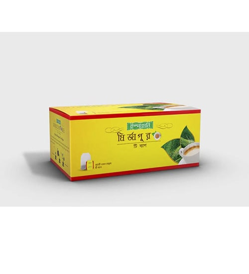 Ispahani Mirzapur Tea Bag Box 25pcs 50gm-min