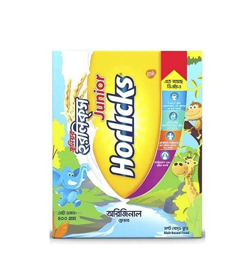 Junior Horlicks Bib 400gm-min