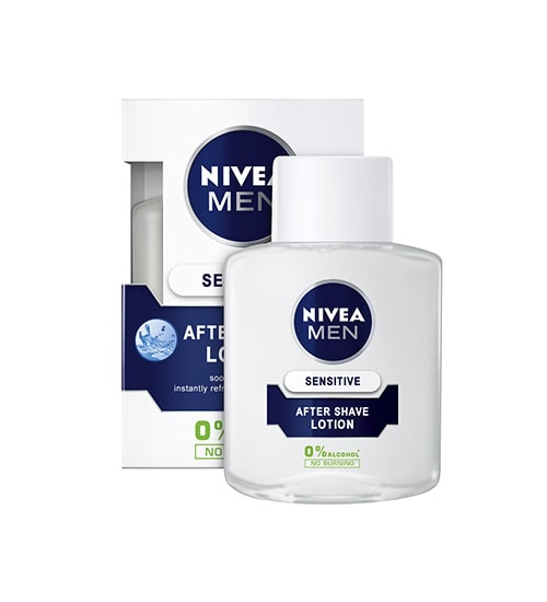 Nivea Men Sensi AFfer Shave Splash 100ML-min