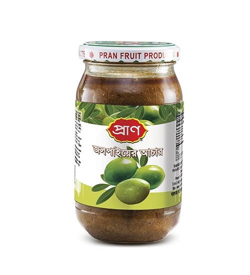 Pran Olive Pickle 400gm