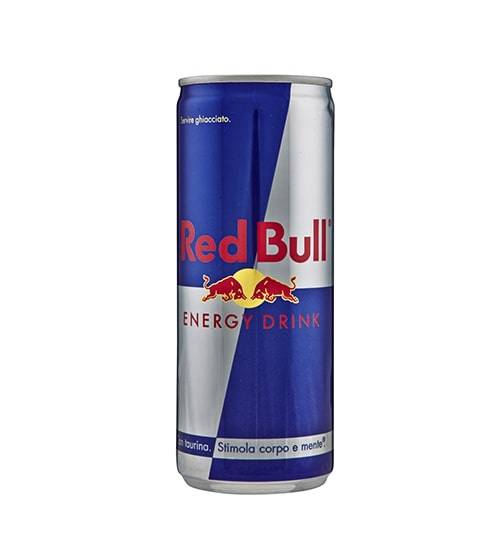 Red Bull Energy Drink Can (250 mL)-min