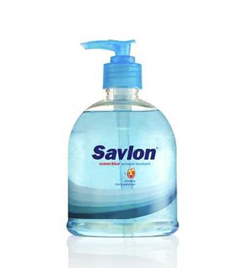 Savlon Hand Wash Ocean Blue 500ml-min