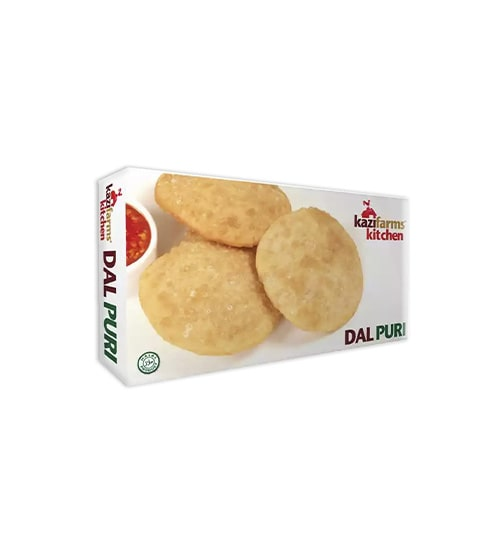 Kazi Farms Kitchen Dal Puri (450gm)-min