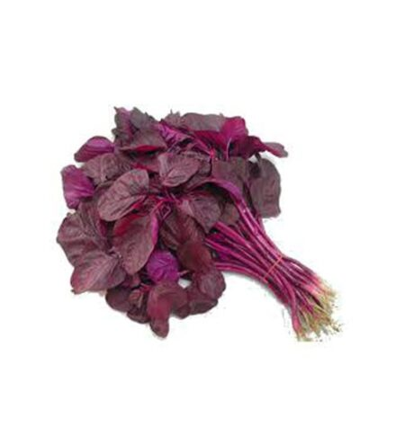 lal shak red spinach 1 bundle