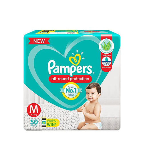 pampers-diaper-pants-anti-rash-lotion-with-aloe-vera-m-50-pieces